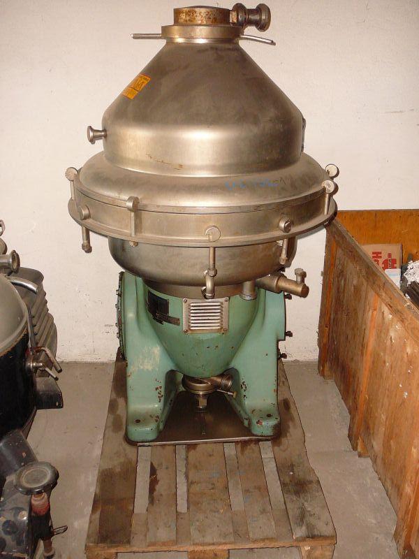 Alfa Laval BRPX214HGV-34C Clarifier Centrifuge