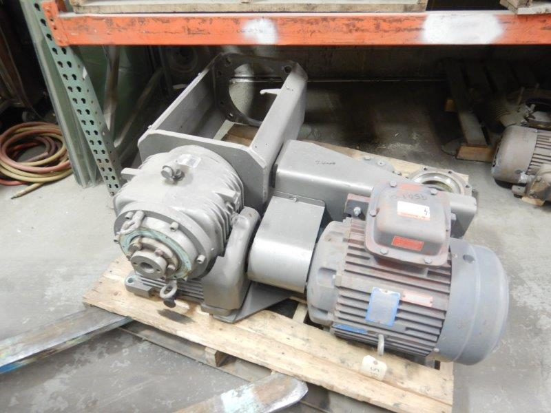 5SRW Drive with Inverter Duty Motor, appears unused
