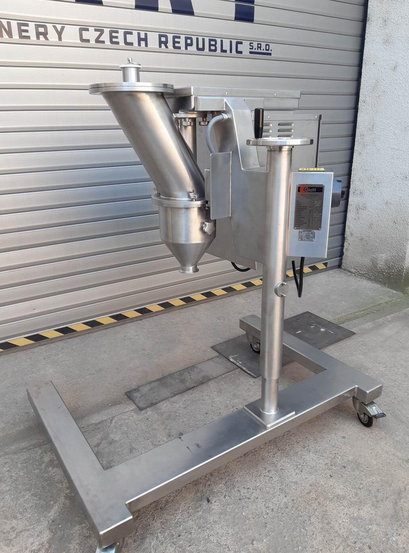 GLATT MODEL GS180 STAINLESS STEEL CONE MILL      11000EUR-CZ