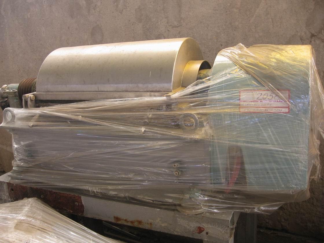 Alfa Lava model NX 310 B-31 nerezová dekantační odstředivka