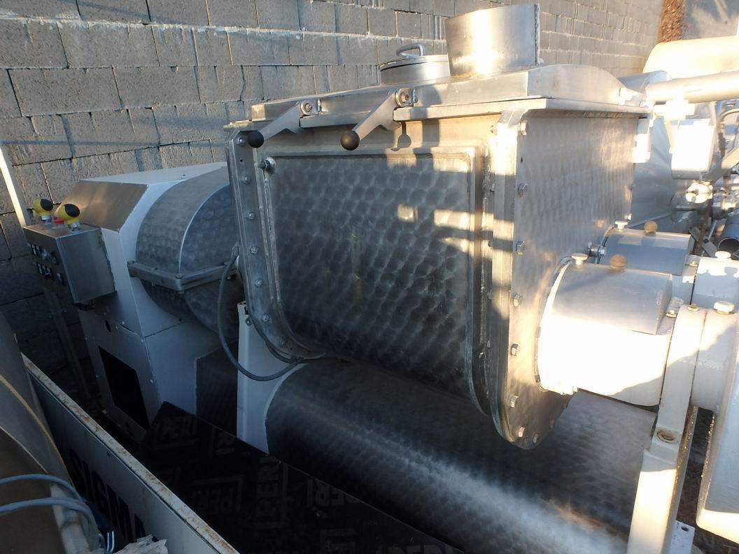 178 litrů Linden model K II N 200 hnětač s čepelemi tvaru
