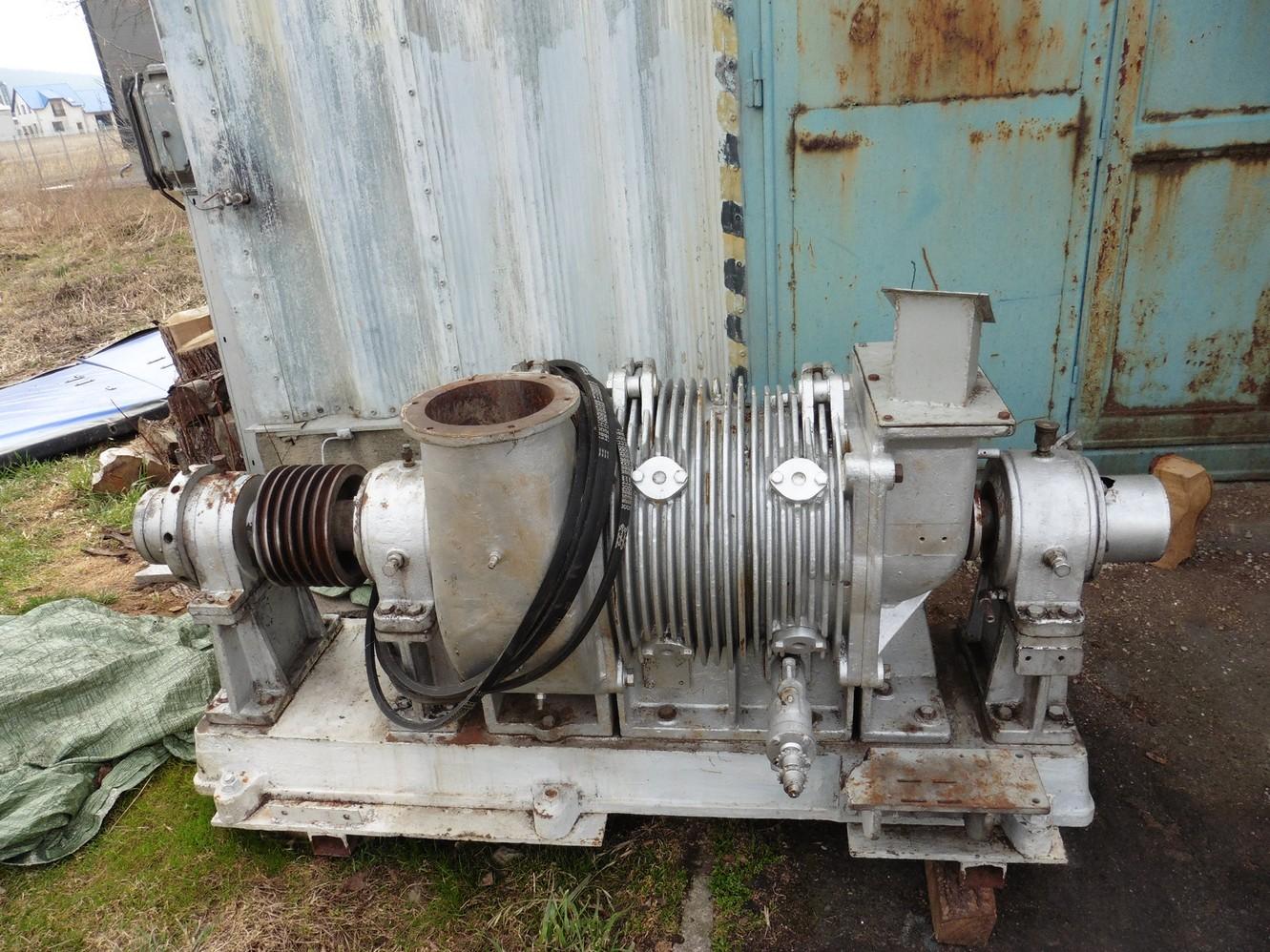 Hosokava model M502NC Super Micron Mill
