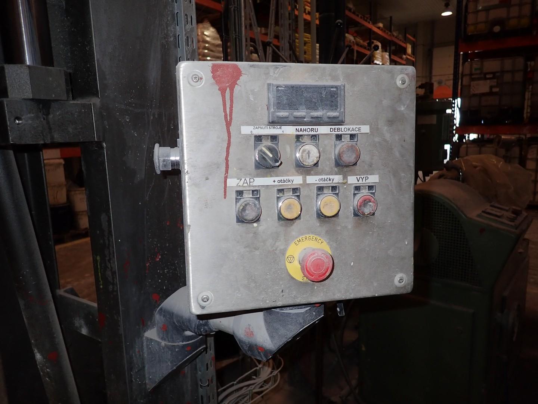 5.5 KW SS           PROFARB BUTTERFLY MIXER   275000CZK-CZ