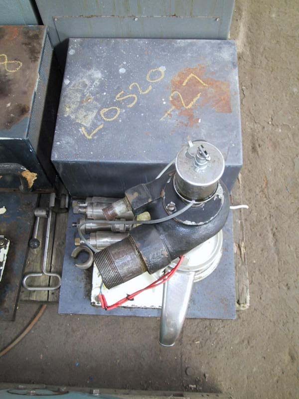 Sharples Model T41B24Y1HYT1  Laboratory Size Vertical Centrifuge