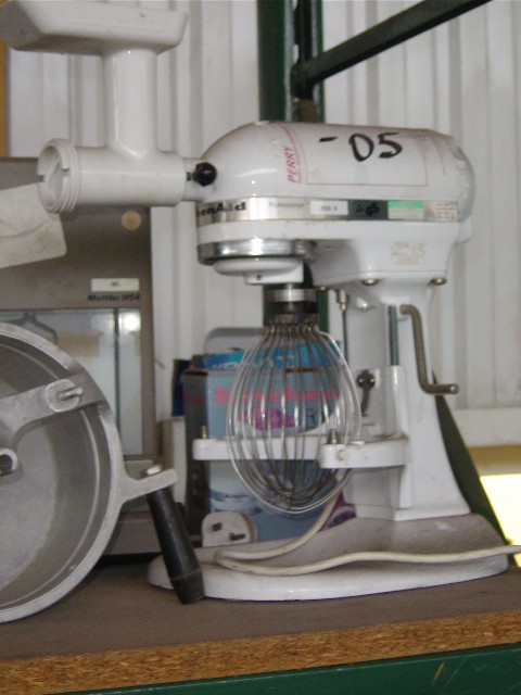 Kitchenaid Planetary Lab Size Mixer