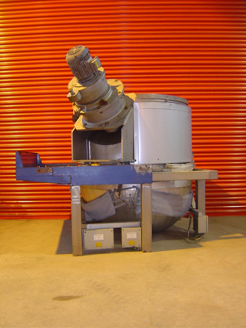 1,000 Litre, Stainless Steel Reactor Vessel