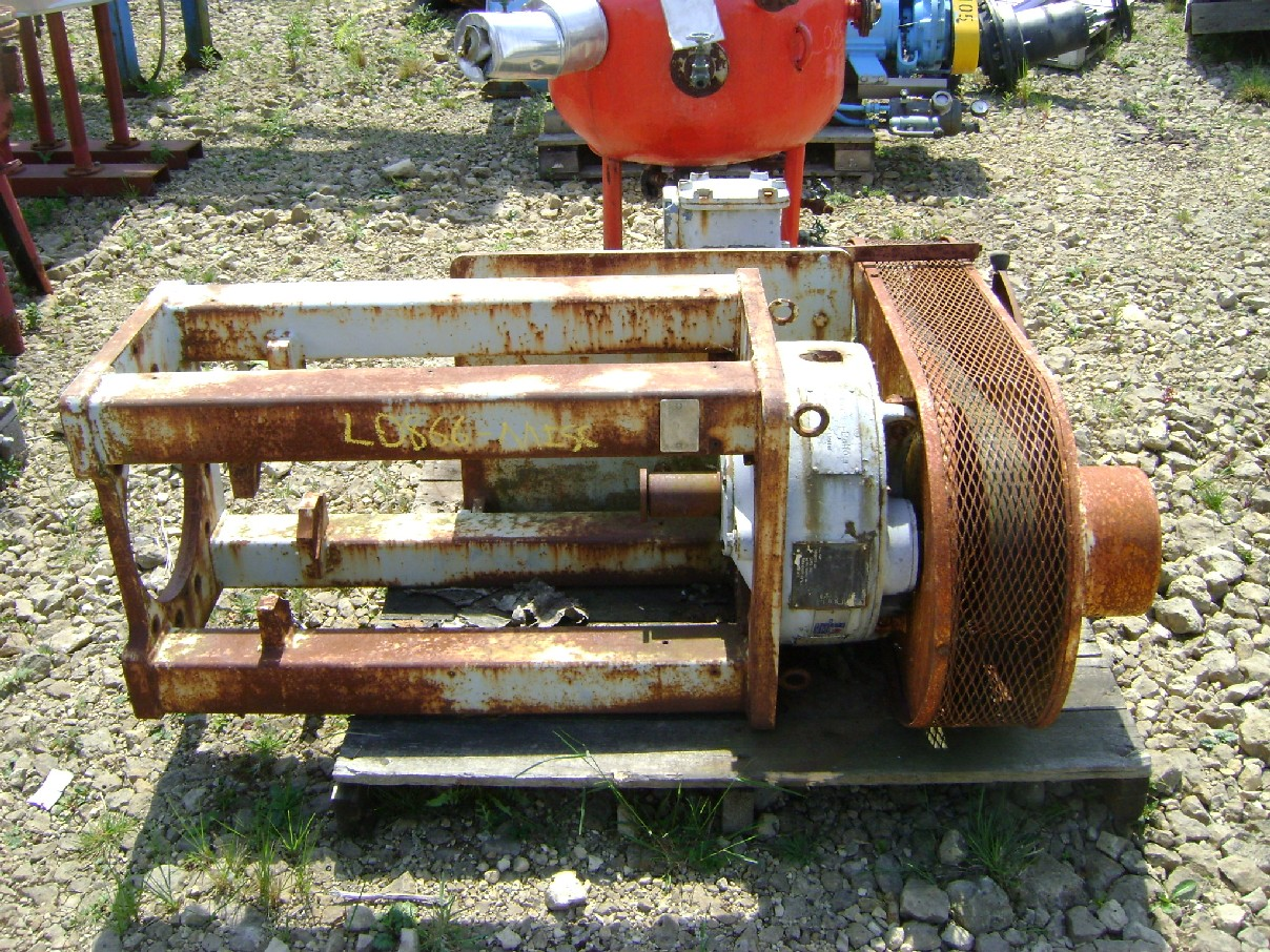 USED PFAUDLER-BALFOUR TYPE VSO 16/80 DRIVE         1200PS-UK