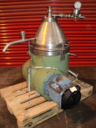 Westfalia TA 14-06-506 Clarifier Centrifuge