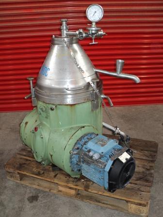 Westfalia TA 14-06-506 Clarifier