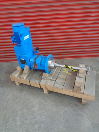 2.95HP 1430RPM CHEMINEER MODEL 1-HSNS-3          1500PS-UK