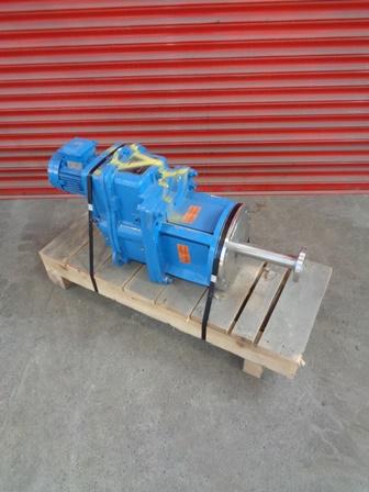 Chemineer, model 1-GTNC-1 nepoužitý pohon míchadla