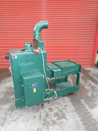 Glatt Model TR 5 Stainless Steel Fluid Bed Dryer
