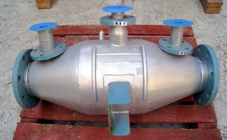 2 m2, Shin Nippon Machinery Co. Ltdl model 2-2H nerezový spirálový výměník