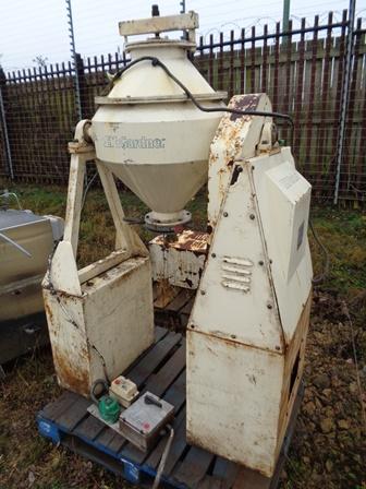 65 litrů, Gardner model 3.C D.C nerezový rotační homogenizátor