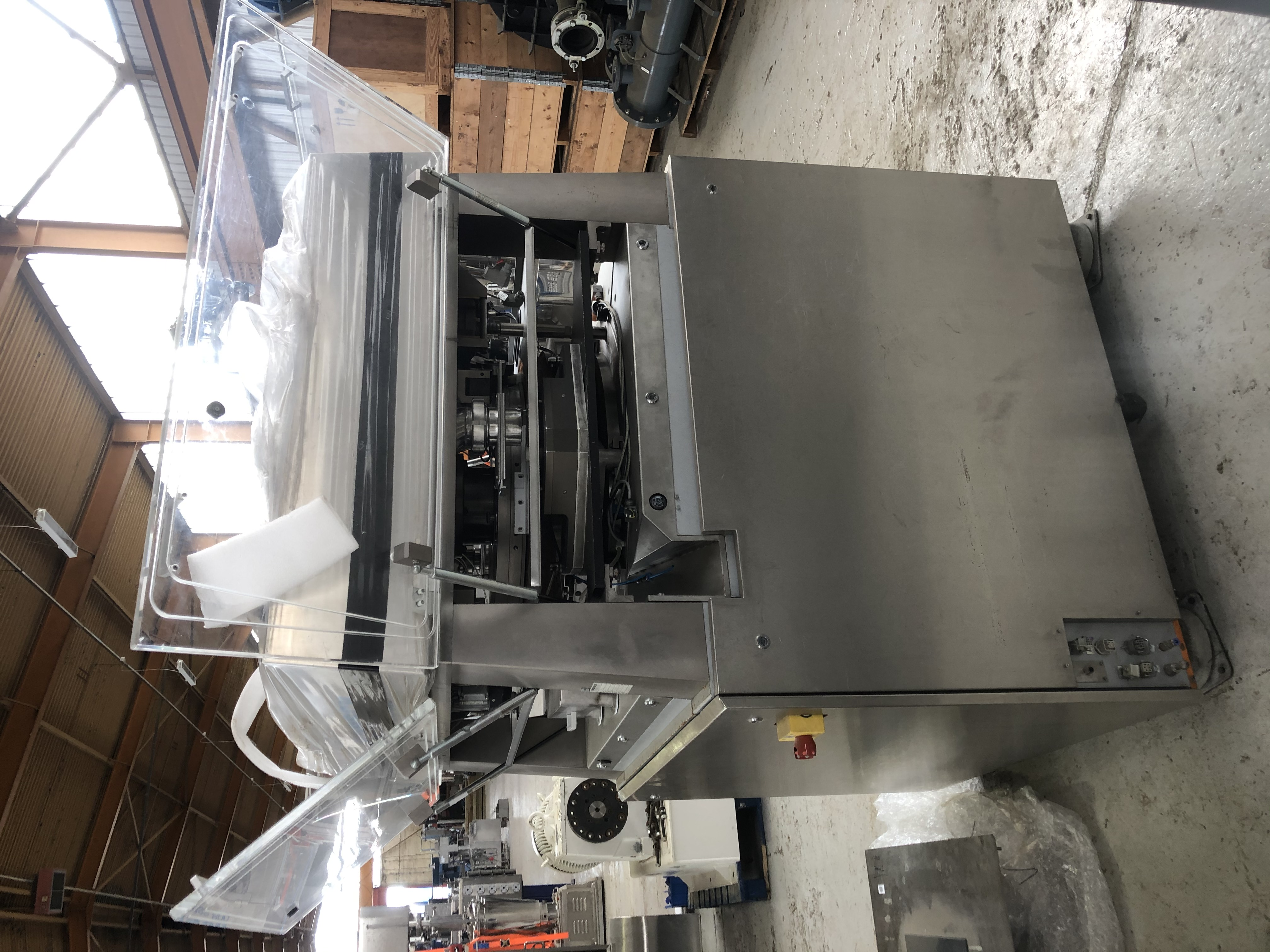 8.0 Tons 77 Station Rotary Tablet Press Korsch Model P800/77