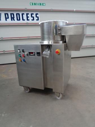 Caleva model 380A nerezový spheronizer