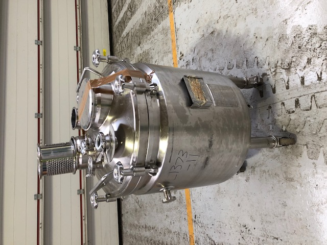 180 Litre Stainless Steel Vertical Mixing Vessel