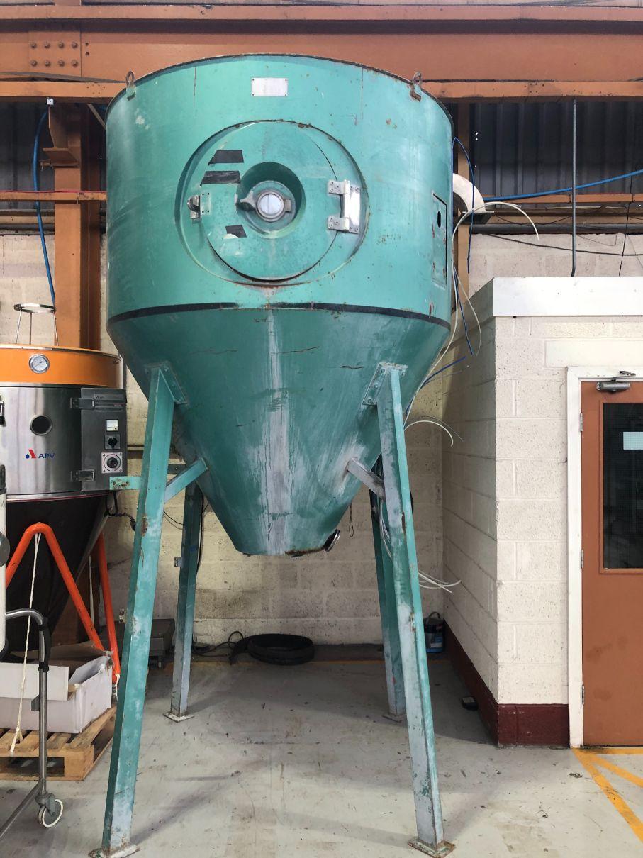 Stainless Steel Niro Production Minor Spray Dryer
