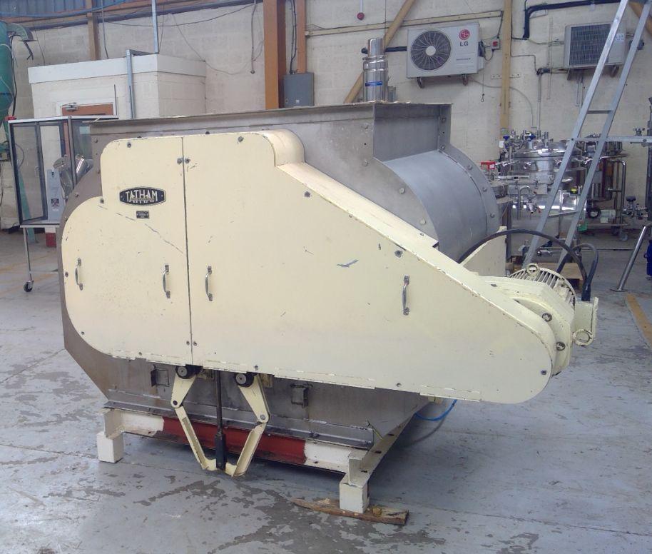 1000 LTR SS TATHAM         15 KW                 35000PS-UK