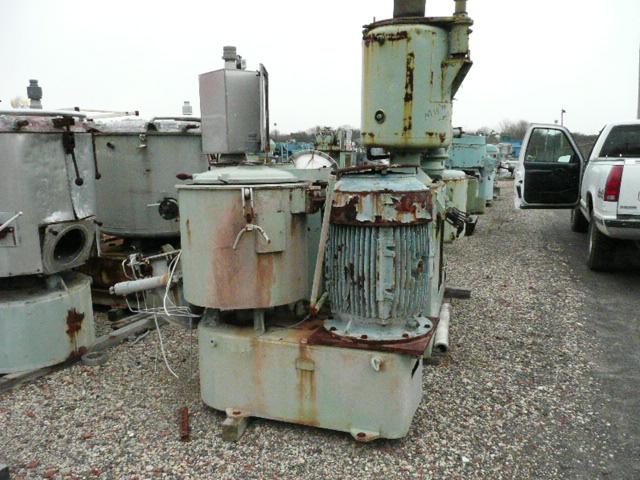 150 Liter Henschel Model FM150 Stainless Steel High Intensity Mixer
