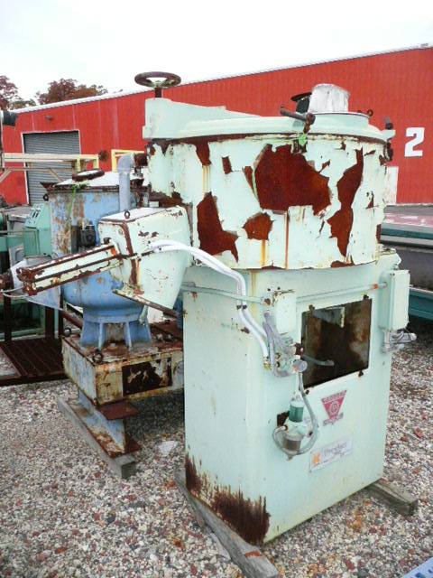 350 Liter Prodex Henschel Model CM50 Stainless Steel Bowl Cooler