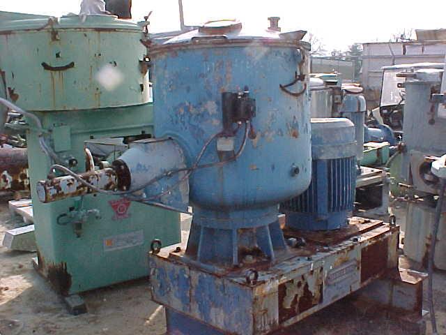 300 Liter Herfeld Stainless Steel High Intensity Mixer