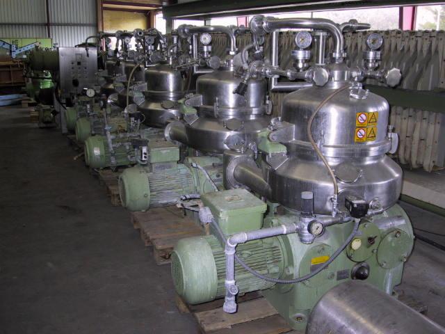 Westfalia VA 35-09-566 Centrifuge