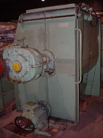 1000 LTR SS WERNER & PFL   15 KW TYPE 18WXBS      8000EU-EU