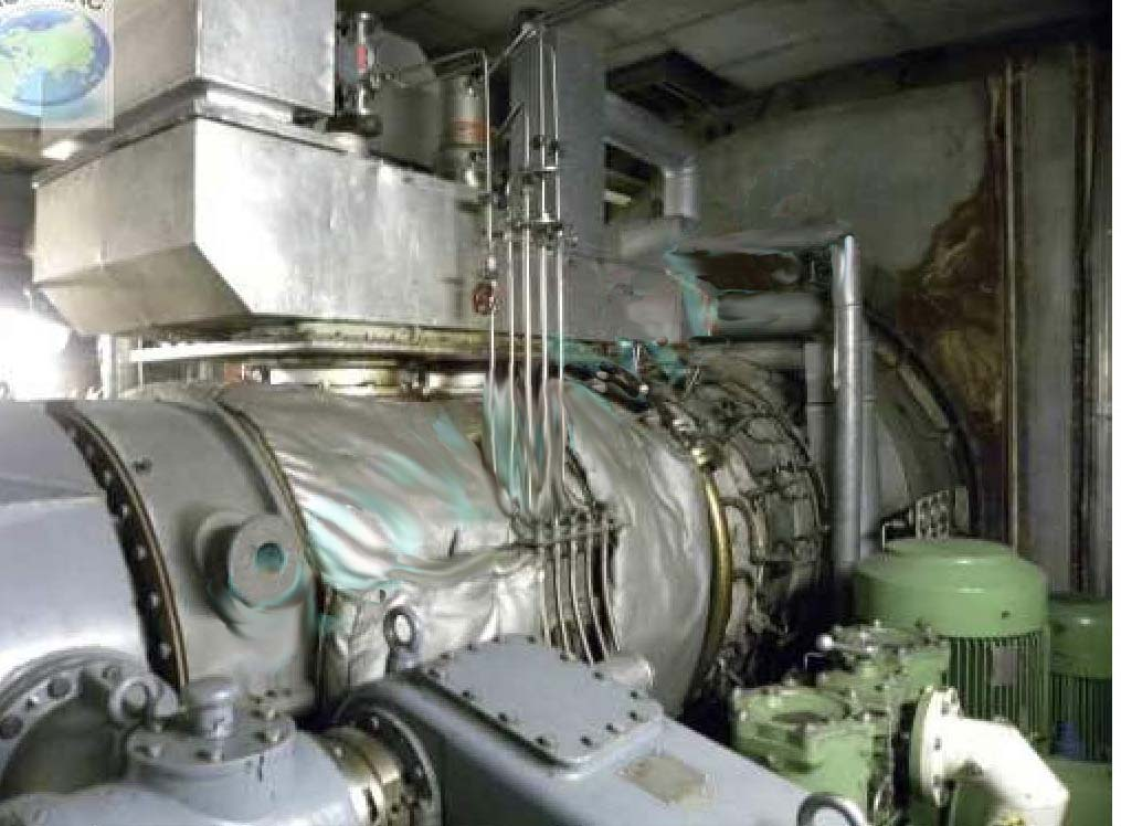 21,300 Gas Turbine Generator Set