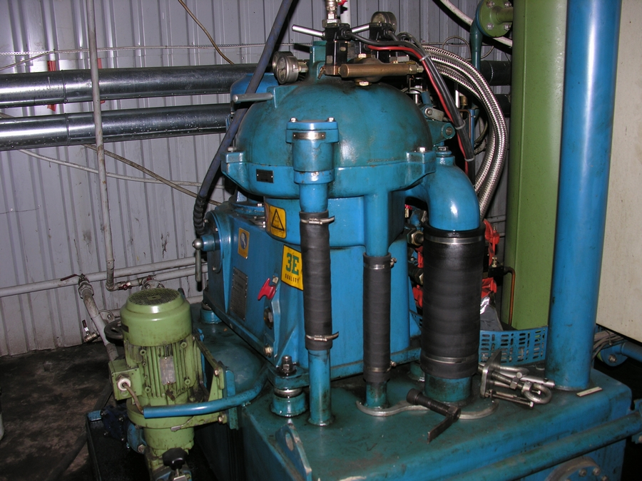 Westfalia OSC15-96-067/10 Heavy Oil Centrifuge