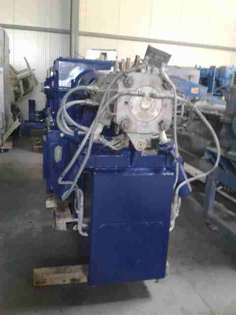 140mm Buss Model PR-140 Extruder