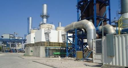 34920 kW 11000 Volts 50 Hz Wartsila Power Plant