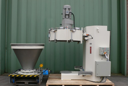 28 Cu.Ft. CM-1000S Stainless Steel Container Mixer