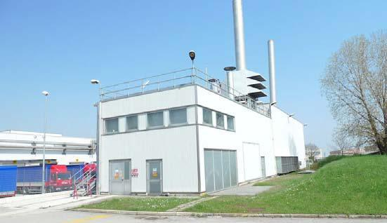 4900 kW 600 Volts 50 Hz Siemens Power Plant