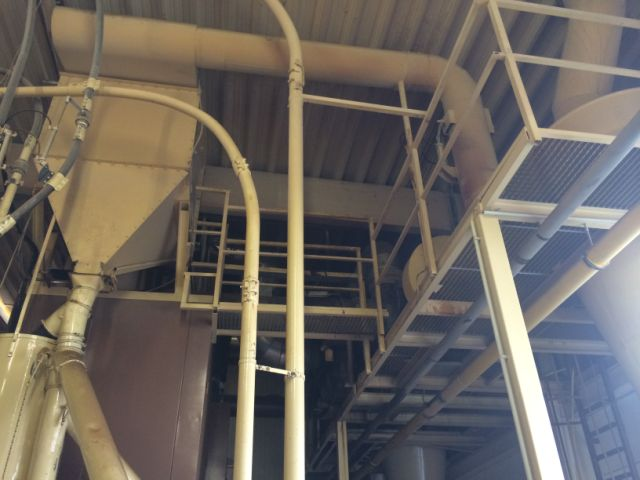 Coffee Roasting Line, Fill Volume 150 Kg, 1000 KG/HR