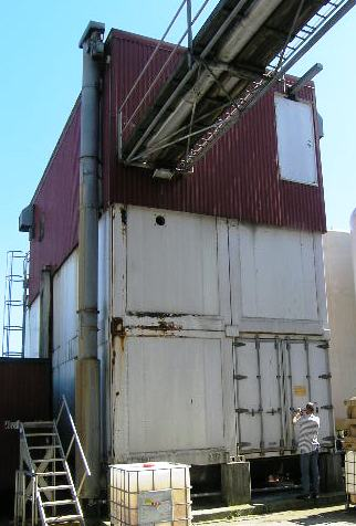 30 Tons Per Day Plate Ice Plant
