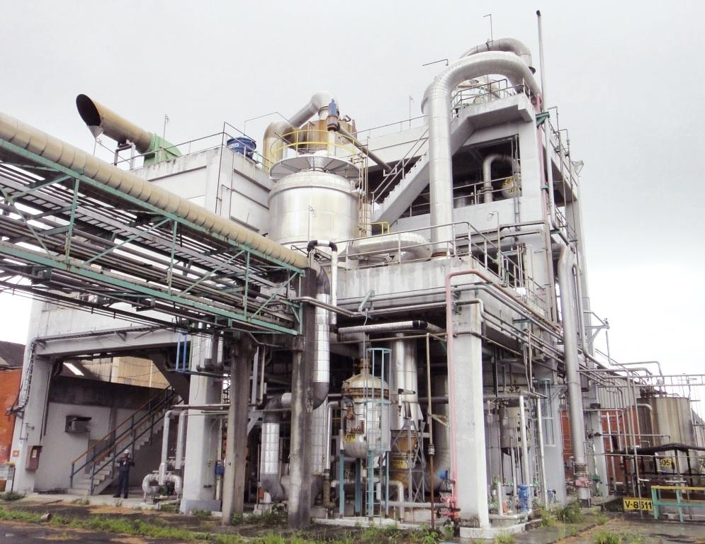 Ammonium Sulphate Plant, 108,000 Metric Tonnes/Annum