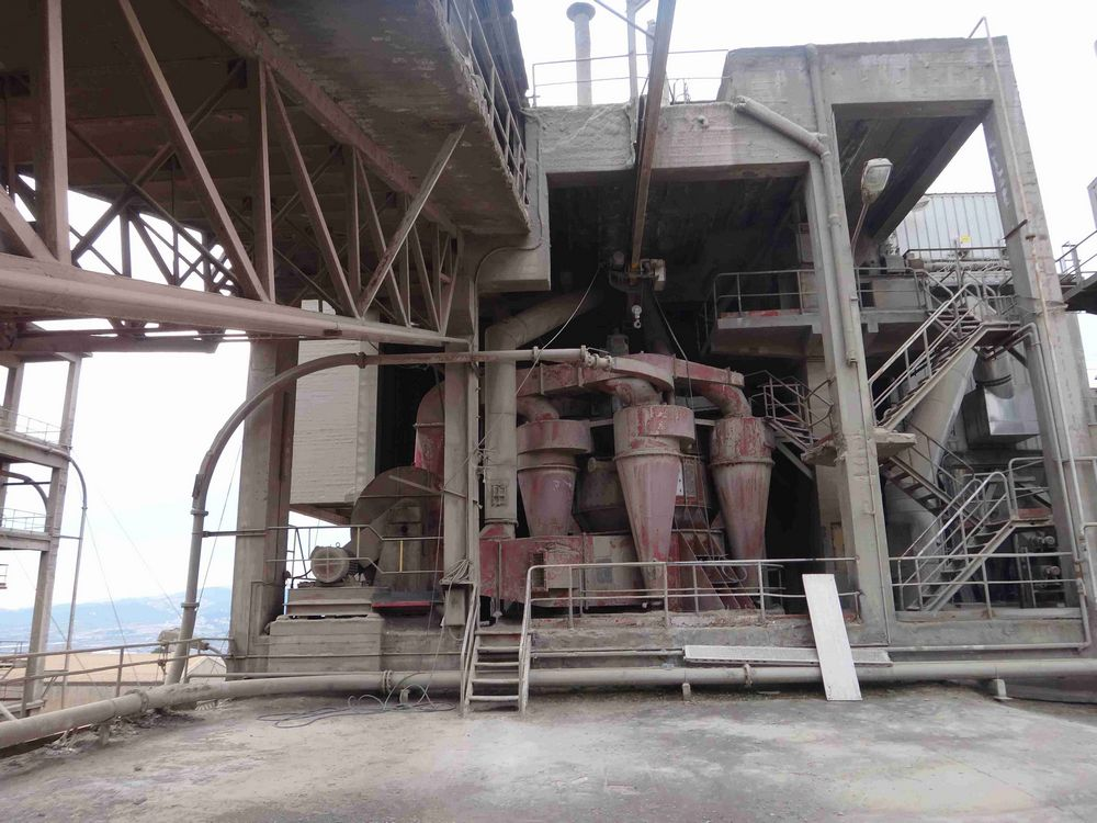 FLS Unidan Cement Ball Mill
