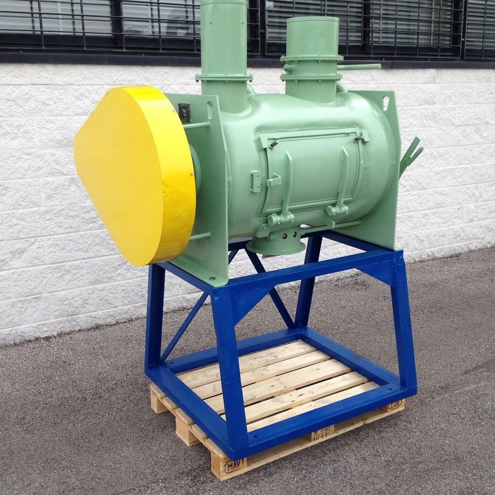 300 Litre Lödige Stainless Steel Ploughshare Mixer