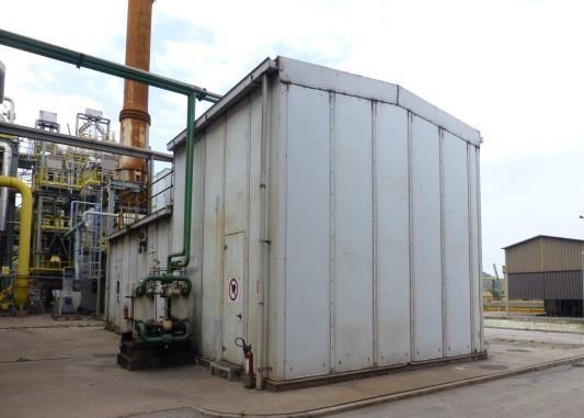 58000 KW 11000V 50HZ COGENERATION PLANT         2500000EU-IT