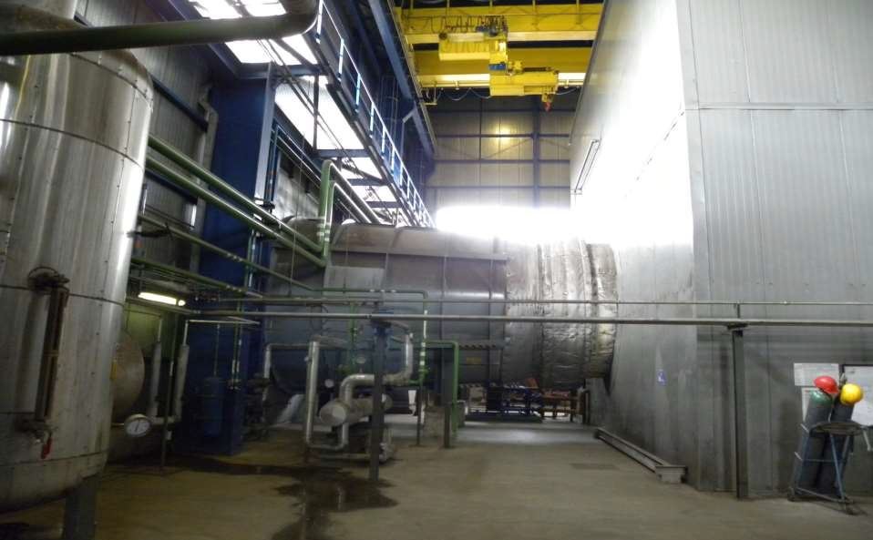 120000 kW Ansaldo Energia Gas Turbine Generator Set