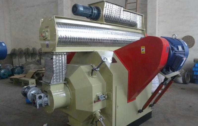 Pellet Plant, 500-700 kg/hour