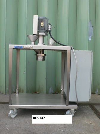 Quadro Model 197 Stainless Steel Cone Mill