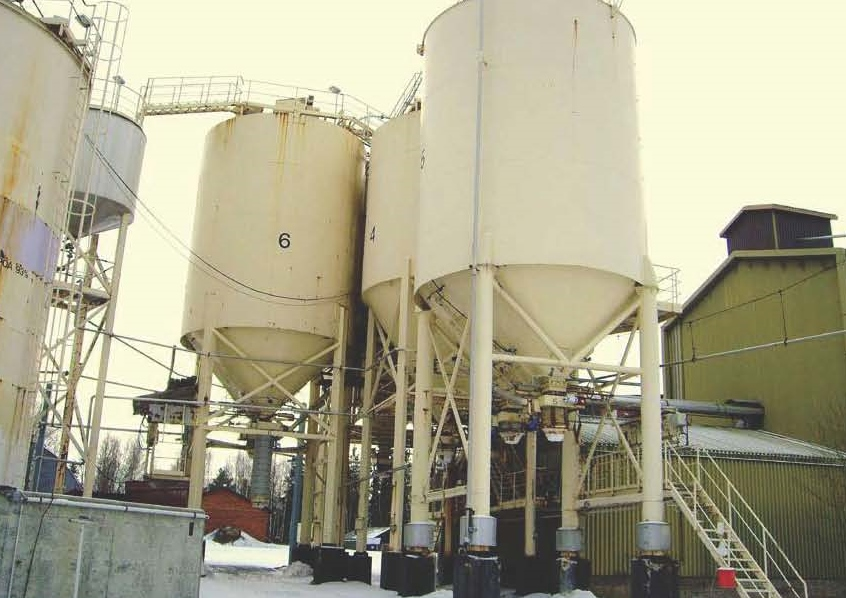 Sodium Sulphate Plant, 130 Tons/Day