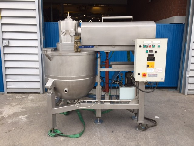 500 Litre Stainless Steel Mixing Vessel