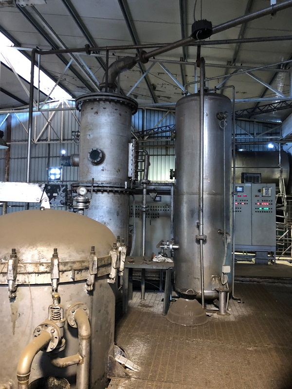 Edible Oil Refinery with Capacity 45-50 Tons/Day