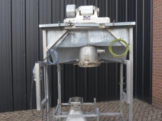 Stainless Steel Apex Type 114 S2 Comminuting Mill