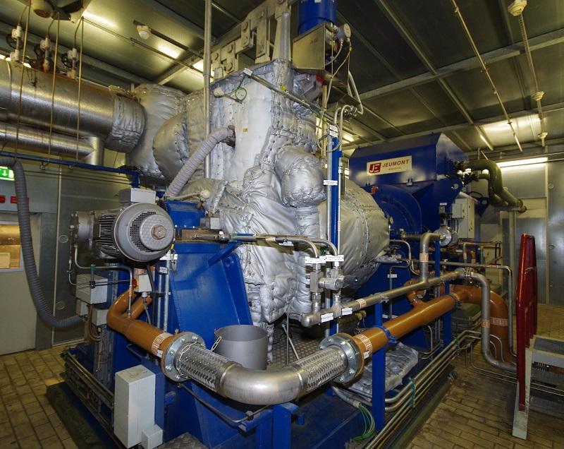 16000 kW Steam Turbine Generator Set