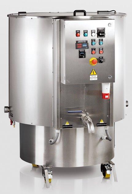 250kg Chocolate mixing tank