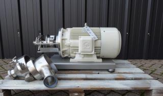 24 HP Koruma DISHO  IV/160 Colloid Mill